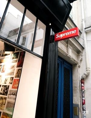 Boutique Supreme Paris
