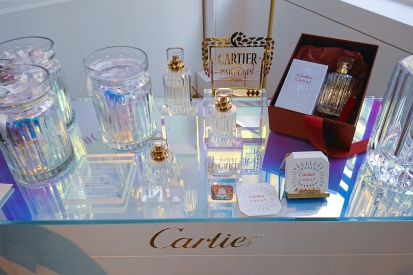 Flaconnage Cartier CARAT